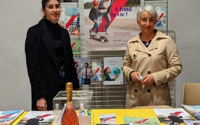 Participation au salon des seniors de Vienne